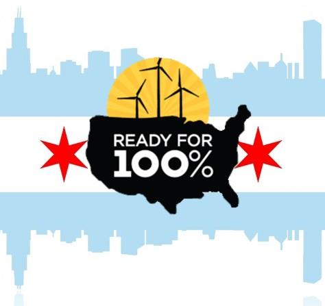 Ready for 100 logo